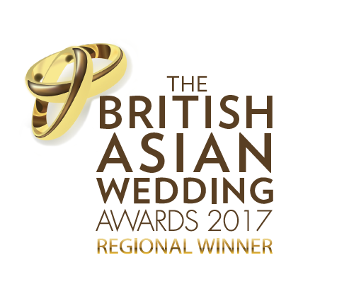 Regional Winner Logo - British Asian Wedding Awards 2017